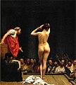 Gérôme, Vente d'esclaves à Rome, 1886 (5614092862).jpg