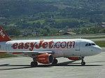 G-EZAK, A319 of EasyJet, Bilbao Airport, May 2019 (01).jpg