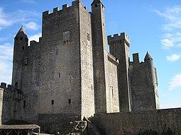 Torre del homenaje, del siglo XII