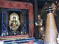 GD Guangdong Sanshui 蘆苞祖廟 chinese temple 觀世音菩薩 Guan Yin 06 statues July-2012.JPG