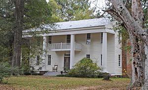 Glenville (Eutaw, Alabama) - Image: GLENVILLE, EUTAW, GREENE COUNTY, AL