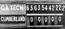 college football wiki nccaf score