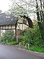 Gable End of Thatched Cottage in School Lane - geograph.org.uk - 1258997.jpg