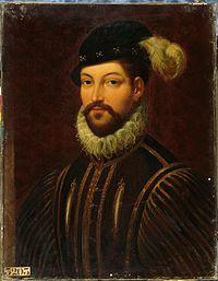 Gabriel de Lorges comte de Montgomery 1530 1574 by Feron Eloi Firmin.jpg
