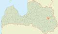Gaigalavas pagasts LocMap.png