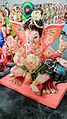 Ganesh Wallpaper - Lord Ganesha pics taken at a shop before Ganesh Chaturthi.jpg