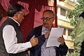 Ganga Singh Rautela and Saroj Ghose - Inaugural Function - Swami Akhandananda Science Centre - Ramakrishna Mission Ashrama - Sargachi - Murshidabad 2014-11-29 0659.JPG