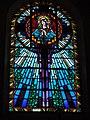 Ganzeville (Seine-Mar.) église, vitrail 02.jpg