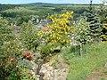 Garden overlooking Aberlour - geograph.org.uk - 237842.jpg