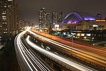 Gardiner Expressway - Wikipedia