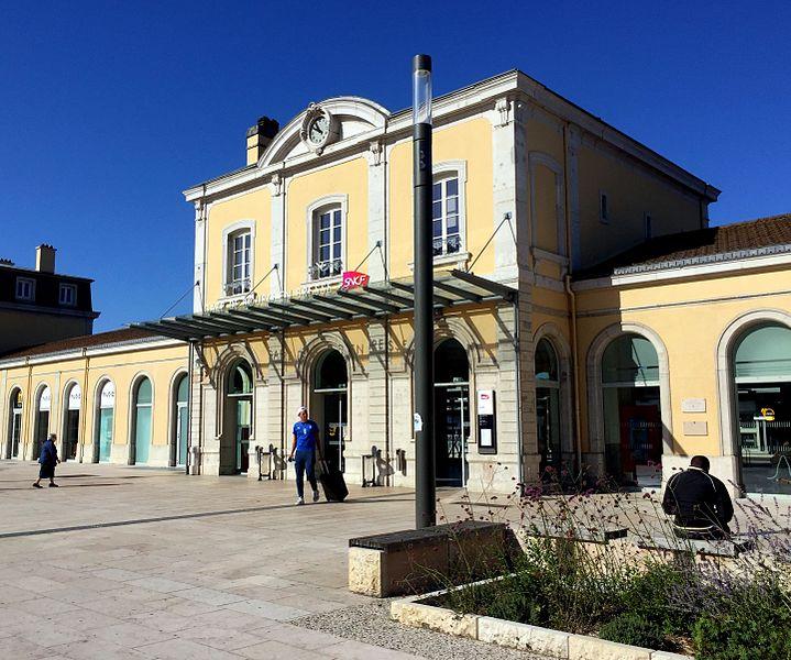 Gare de Bourg-en-Bresse..