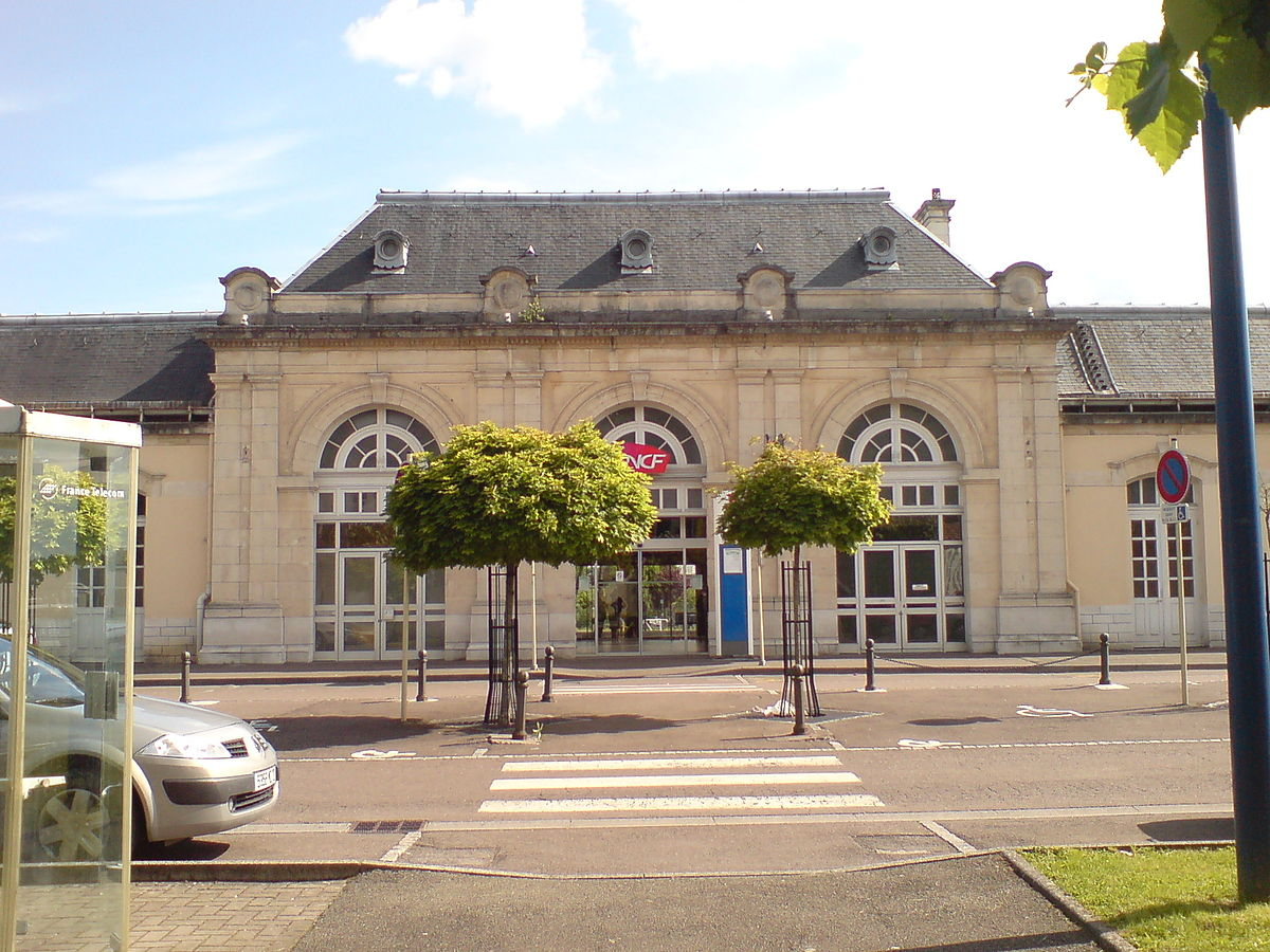 Gare de lure wikip dia for Garage de la gare bretigny