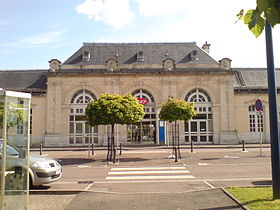 image illustrative de l'article Gare de Lure