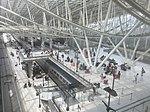 Gare de l'aéroport Charles-de-Gaulle 2 TGV 2018.jpg