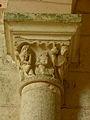 Gargilesse-Dampierre (36) Église Saint-Laurent et Notre-Dame Chapiteau 17.JPG