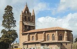 Garidech - L'église Saint-Jean-Baptiste.jpg
