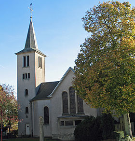L'église Saint-Michel.