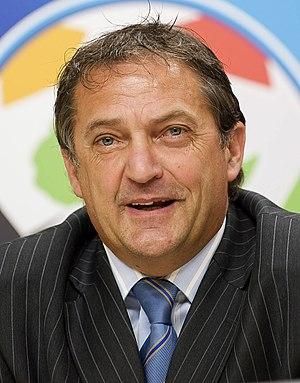 Gary Mabbutt - Mabbutt in 2009