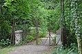 Gate inside park Schloss Schönau.jpg