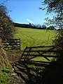 Gates near the Ayleston Brook - geograph.org.uk - 274210.jpg