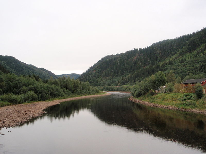 Payl:Gaula River at Kotsøy.jpg