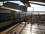 Gautrain at O.R. Tambo airport station (22363245708).jpg