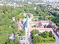 Gdansk Oliwa Cathedral aerial photograph 2019 P04.jpg