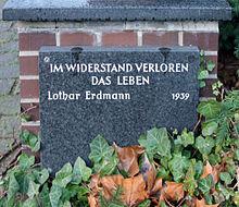 Lothar Erdmann Wikipedia