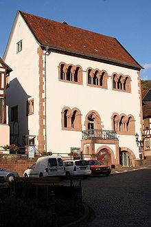 Romanisches Haus (Gelnhausen)