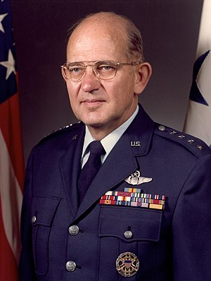 Lew Allen - 10th Chief of Staff of the Air Force (1978-1982)