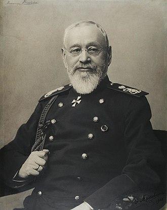 Pyotr Vannovsky - Adjutant-General Pyotr Vannovsky, c. 1902.