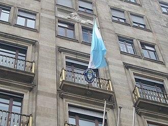Argentina–Spain relations - Image: Generali (formerly Vitalicio) building (passeig de Gràcia) 06