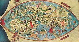 Niccolò de' Conti - Image: Genoese map