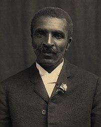 George Washington Carver, botânico, inventor, cientista e agrônomo norte-americano, em 1910.  (definição 2700×3379)