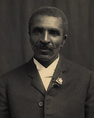 George Washington Carver - Photograph circa 1910
