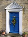 Georgian Doorway. Fairford High Street - geograph.org.uk - 641885.jpg