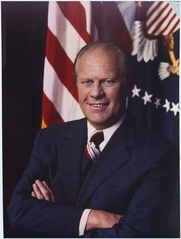Gerald Ford - NARA