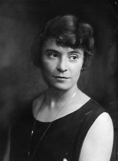 Gerda Ring Norwegian actress and producer