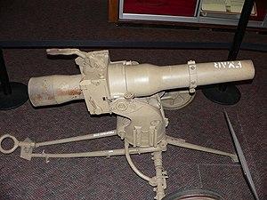 7.5 cm Leichtgeschütz 40 - A 7.5cm Leichtgeschütz 40 in the United States Army Ordnance Museum in August 2007