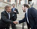 German Ambassador Peter Ammon Visits Governor (6819037116).jpg
