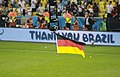 Germany and Argentina face off in the final of the World Cup 2014 -2014-07-13 (26).jpg