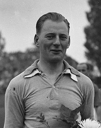 Gerrit Keizer - Gerrit Keizer in 1946