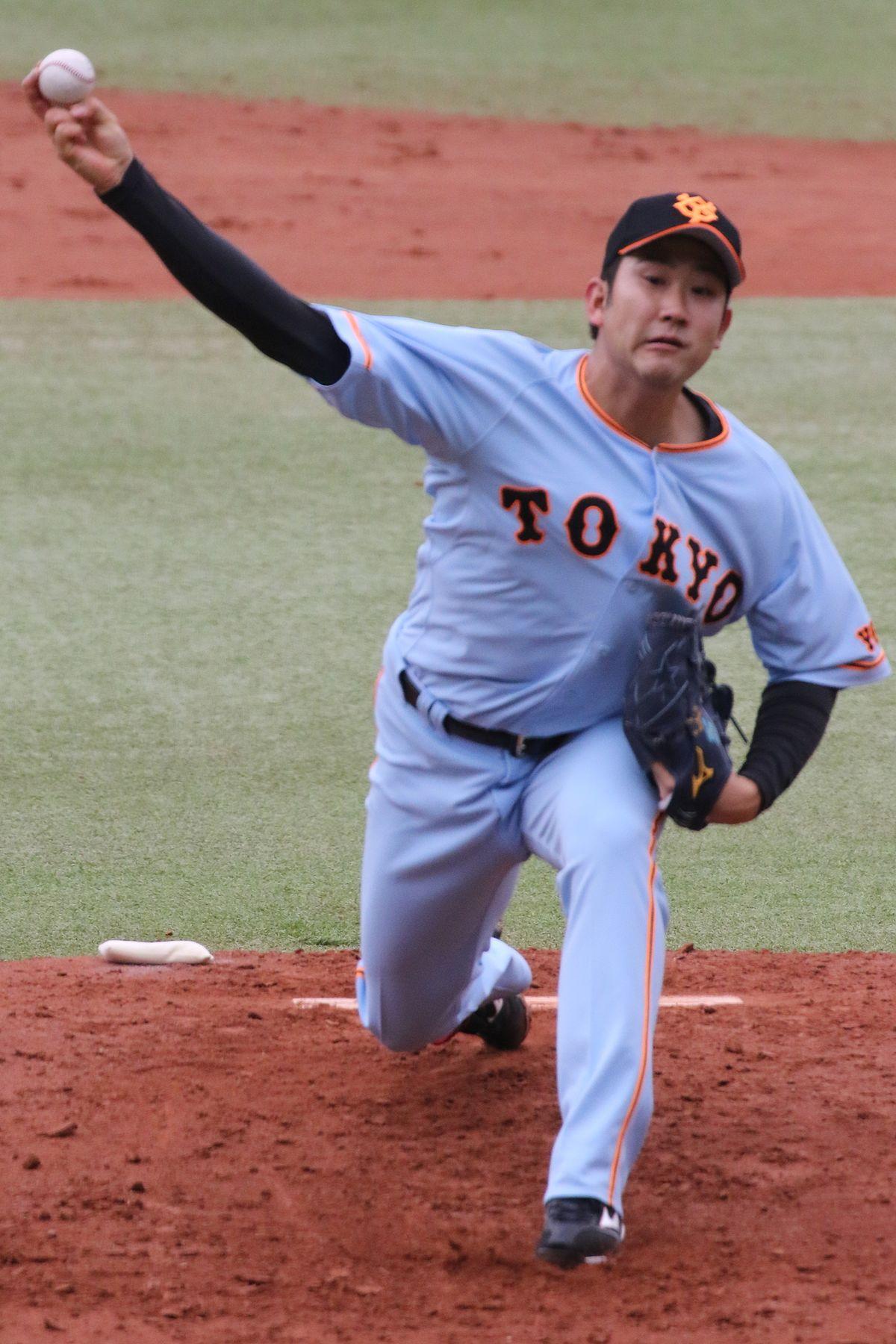 菅野智之 - Wikipedia