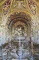 Giardino di castello, grotta degli animali o del diluvio, giochi d'acqua 04.jpg