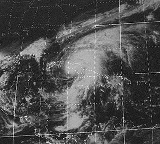 Tropical Storm Gilda (1973) Atlantic tropical storm in 1973