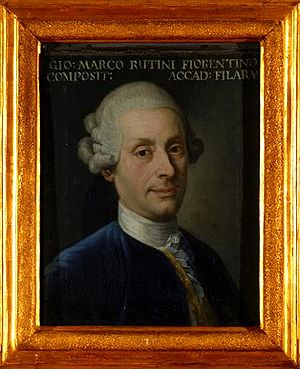 Giovanni Marco Rutini - Giovanni Marco Rutini