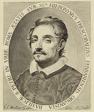 Frescobaldi, Girolamo (1583-1643)