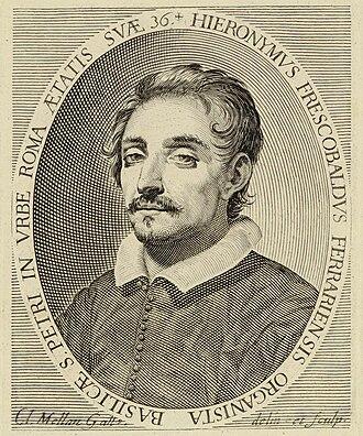 Girolamo Frescobaldi - Girolamo Frescobaldi