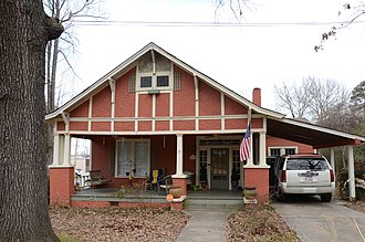 National Register of Historic Places listings in Grant County, Arkansas - Image: Glaser Kelly House