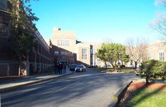 Glenbard West High School - Image: Glenbard West EWT